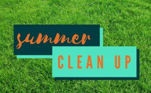 July Blog Guarantee Maid Services Summer Clean Up