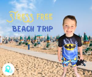 stress free beach trip