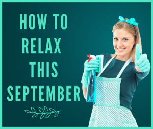 how to relax this september