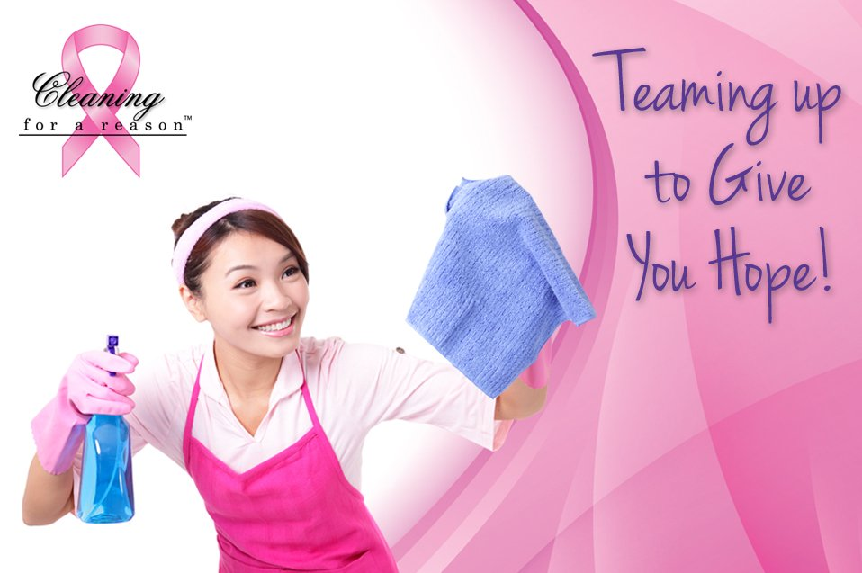 cleaning for a reason cover photo